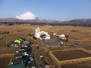 【静岡・富士御殿場】爽快な空中散歩!熱気球フリーフライト体験の様子