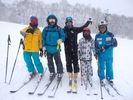 【新潟県・妙高市】池の平温泉スキー場でめきめき上達するスキーレッスン(半日・一日)の様子