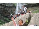 【沖縄・西表島】バラス島&ピナイサーラの滝へ!シーカヤックツアーの様子
