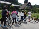 【岐阜・高山】飛騨里山サイクリング / 半日ガイドツアーの様子