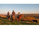 【熊本・阿蘇】360度の大パノラマの乗馬体験!インディアンコース(約20分)の様子
