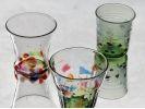 【埼玉・川口】ただひとつのマイグラス! 吹きガラス・グラス制作体験の様子