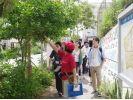 【沖縄・コザ】異国文化溢れる昼のコザを散策! 昼の観光ツアー【ガイドツアー】の様子