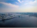 【東京都内】空から都内の街並みを。観光名所をヘリコプター遊覧飛行体験【10分~】の様子