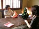 【京都・風呂敷】様々な用途で使える!12種類の風呂敷包み方レッスン!の様子