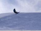 【新潟】新スノースポーツにチャレンジ!スノーバイクスクール【神立高原スキー場】の様子