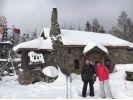 【北海道・富良野】北の国からスノーシュー体験(半日コース)の様子