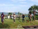 【滋賀・琵琶湖】レンタル込み!琵琶湖で水上散歩SUP体験(初心者コース)の様子