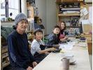 【栃木・陶芸体験】粘土を使って自由に作ろう!手びねり体験の様子
