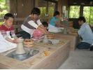 【岐阜・陶芸体験】桃山時代から続く陶芸のまちでつくろう!陶芸体験の様子