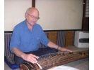 【京都・伝統文化体験】京町家でお琴のプライベートレッスン☆和の優美な音色を奏でよう!の様子