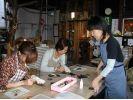 【北海道・フュージング体験】旭川でオリジナルの作品づくり!フュージング体験の様子