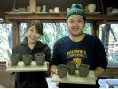 【群馬・陶芸体験】初心者にオススメ!気軽に陶芸体験2時間コースの様子