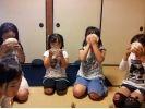【奈良県・茶道体験】正座ができなくても大丈夫。お茶席体験(薄茶のみ)の様子