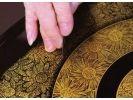 【秋田・湯沢】伝統工芸を体験!「沈金」技法でオリジナル漆器を作ろうの様子