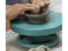 【静岡・富士市】だれでも気軽に陶芸に挑戦!初心者からOKの1日体験教室の様子