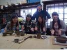 【福島県・2回陶芸体験】自然の中で本格陶芸体験を楽しもう!2回教室の様子