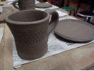 【福島県・陶芸体験】1.5kgの粘土を使って自分の好きなものを作陶!陶芸体験の様子