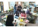 【北海道・函館】ギャラリー併設の素敵な工房で器やカップを作ろう!1日陶芸体験コースの様子