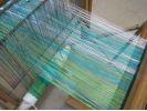 【宮城・仙台】自分の思い通りに楽しく!手織りのストールやテーブルセンターを作ろうの様子