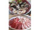 【三重・伊勢】手ぶらでバーベキュー![伊勢志摩の海鮮5点+国産牛・豚肉+季節の野菜3種セット]の様子