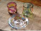 【山梨・吹きガラス】本格吹きガラス体験! 「宙吹き」でオリジナル作品をの様子