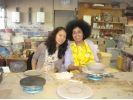 【東京・八王子】老舗の窯元で楽しみながら湯呑みや茶碗を作ろう![1日陶芸体験教室]の様子
