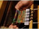 【鹿児島・姶良】緑の中のギャラリーではた織り体験![オリジナルコースターを作ろう]の様子