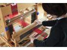【北海道・旭川】北海道発の染織工芸「優佳良織(ゆうからおり)」を体験してみよう!の様子
