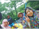 【北海道・苫小牧】貸切ならばペット同伴可能!ラフトボートで千歳川くだりを体験しよう!の様子