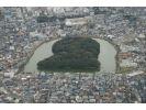 【大阪・八尾】ヘリコプターで大阪・堺市の古墳群を遊覧しよう!(堺コース)の様子