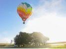 【埼玉県・加須】友人同士のグループにおすすめ!熱気球で絆を深める冒険フライトの様子