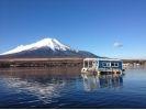 【山梨・山中湖】ミニドーム船を貸切!手ぶらで参加わかさぎ釣り体験(バス停より徒歩30秒!)の様子