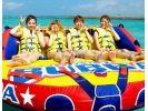 【沖縄・本島・水納島】水納島&青の洞窟スノーケル&マリン2種プランの様子
