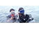 【神奈川県・三浦半島・東伊豆】東京から約90分の海で体験ダイビング☆初心者歓迎の様子