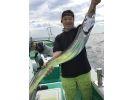 【大分・豊後水道周辺】初めての海釣りに挑戦!(初心者向けレンタルタックル付きプラン)の様子