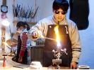 【千葉・鴨川】酸素バーナーワーク体験でオリジナルのガラス工芸に挑戦!(60分コース)の様子