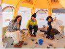 【北海道・南富良野】☆オススメ☆ 氷上ワカサギ釣り 半日ツアー 送迎付きプラン♪の様子