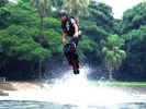 【空飛ぶサーフィン長崎初登場】ホバーボード体験【長崎ハウステンボスの後に寄れる】(15分×2回)の様子