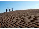 【鳥取・鳥取市】日本最大級の砂丘を堪能!鳥取砂丘の見どころ・ジオスポットをめぐるの様子