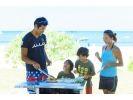 【沖縄/本部・名護・国頭】ランチでも夕食でもOK! ビーチそばのコテージでバーベキューを!の様子