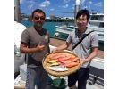 【沖縄・宮古島】手ぶらで本格釣り旅! 半日五目釣り体験の様子