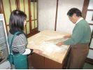【長野・北志賀高原】信州旬なきのこの天ぷら付き!そば打ち体験の様子
