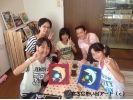 【沖縄・宮古島】宮古島唯一のチョークアート体験!思い出をカタチに残しましょう♪の様子