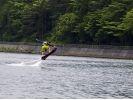 【山梨・山中湖】空飛ぶサーフィン!ホバーボード体験(15分)の様子