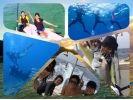 【沖縄 ・宜野湾】好きなものを好きなだけコース(ダイビング、SUP、シュノーケル、釣り…)の様子