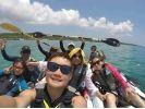 【沖縄・宮古島】海亀シュノーケル&カヤックツアー(1日コース)の様子