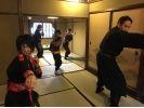 【京都・伏見】古民家で忍者体験&散策にお出かけ!の様子