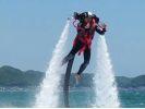 【千葉・鴨川】まるで映画のワンシーン!ジェットパックで自由自在に空を飛ぶ♪ / 15分の様子