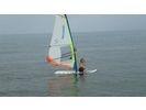 【石川・内灘海岸】ウィンドサーフィン体験スクールの様子